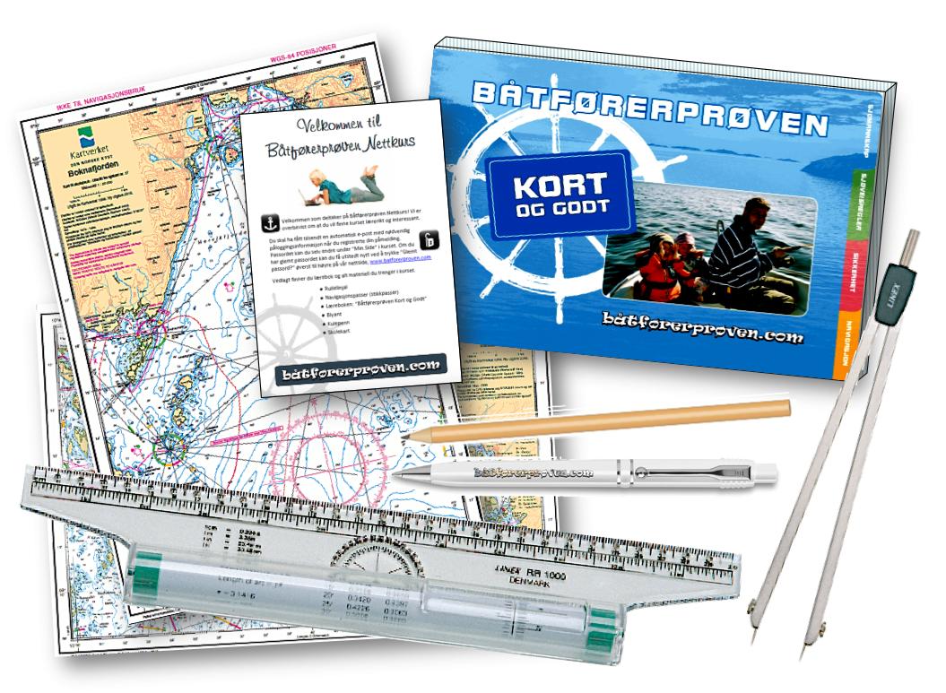 krav til båtførerprøven